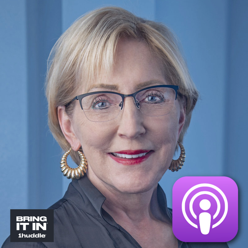 Poverty and Talent Gaps with Ruby Payne, Educator & Author