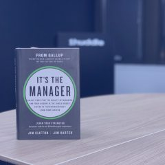 19 Top Takeaways from It's the Manager copy